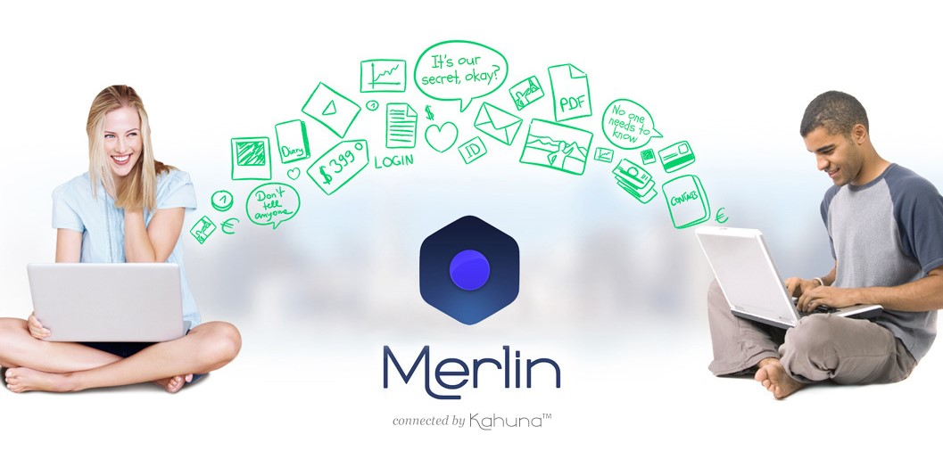 Merlin, connected by Kahuna™